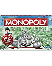 MONOPOLY CLASSIC Game, Family and Children Aged 8 and Up