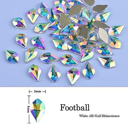 Nail Rhinestones And Charms, Nail Art Rhinestones, Nail Gems And Rhinestones - 10pcs Crystal