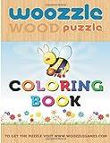Woozzle Wood Puzzle Coloring Book, Huzefa L, 1475188552
