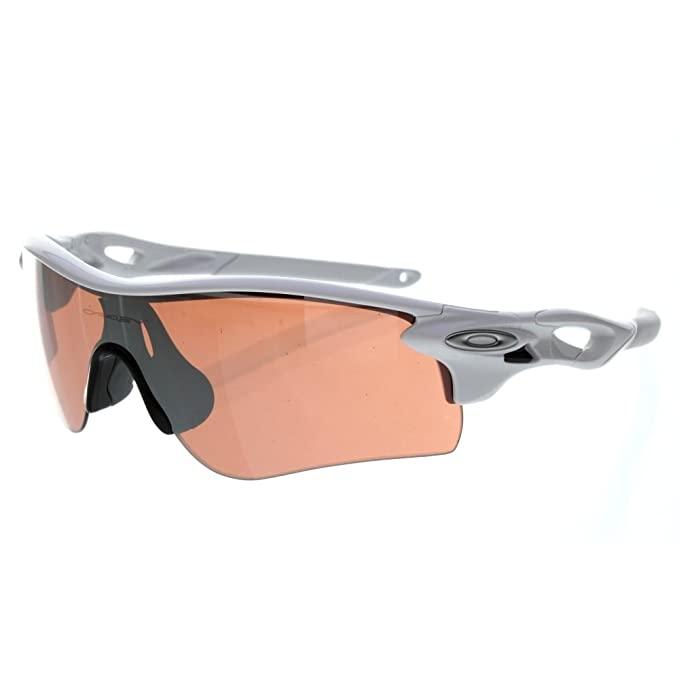 Oakley RADARLOCK PATH VR28 BLACK IRIDIUM Polished White  Amazon.es  Ropa y  accesorios 77c992d6edb