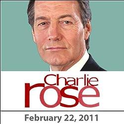 Charlie Rose: Ali Ahmida, Khaled Mattawa, Charles Maxwell, and Ben Wedemen, February 22, 2011