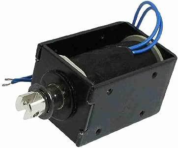 Marco DC 220V 0.29A abierto Actuador eléctrico bobina del