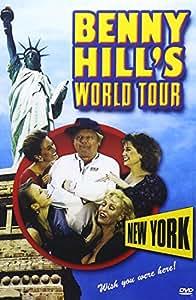 Benny Hill World Tour Ny