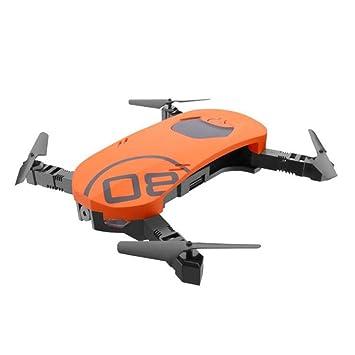 Remoto Drone W606-8 Plegable Bolsillo Drone 3D Flip and Roll ...