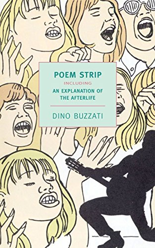 Poem Strip including an Explanation of the Afterlife (New York Review Books Classics)