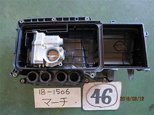 日産 純正 マーチ K12系 《 AK12 》 スロットルボディー 16500-AX000 P40200-18013293 B07DVQ1JMK