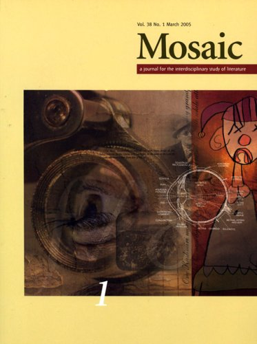 Mosaic - Journal for the Interdisciplinary Study of Literatu