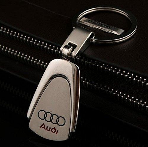 AUDI HIGH QUALITY METAL CAR KEYRING WITH GIFT BOX Best Buyer UK audikey