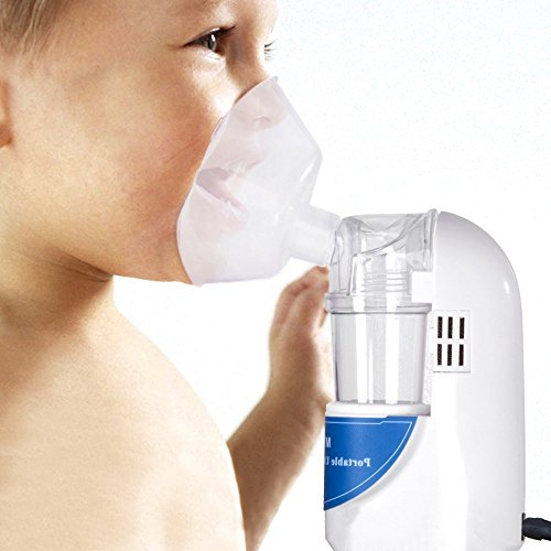 Uniclife Handheld Inhaler / Portable Personal Cool Mist Inhaler / Ultrasonic Aromatherapy Essential Oil Humidifier - Handheld Nebulizer