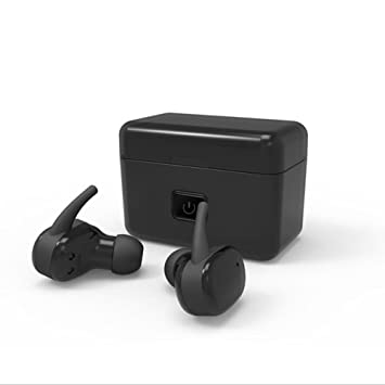 TWS Auriculares Bluetooth, 2018 Bluetooth 4.2 Waterproof Touch Lithe Mini Auriculares inalámbricos para teléfonos Inteligentes