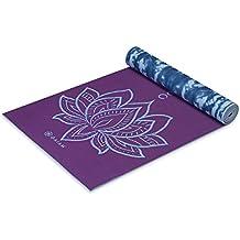 Gaiam Premium Print Reversible Yoga Mat