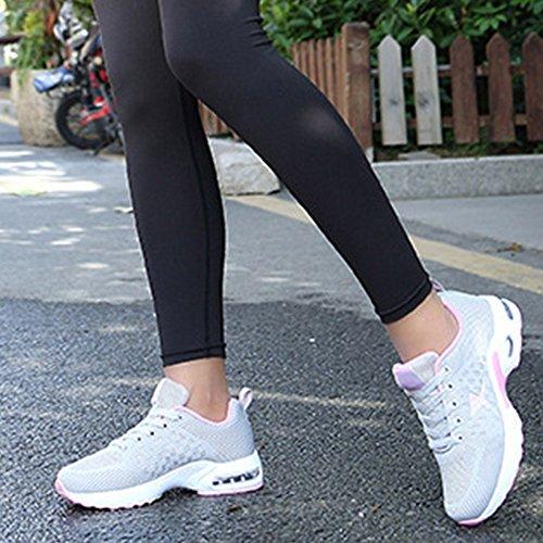 Trekking Tempo Impermeabili Sportive Scarpe Corsa il da Scarpe da Libero Pink Donna Donna Scarpe Traspiranti da da snfgoij Sportive da per Passeggio qHvE40S