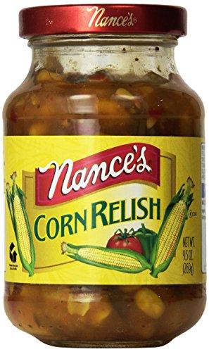 - Nance's Relish Corn
