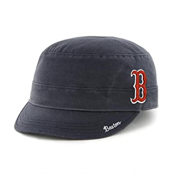 Boston Red Sox Mlb Baseball Cap Navy Avery Cadet Womens 47 Brand Hat W-47  One Size Fits Most  Amazon.co.uk  Sports   Outdoors 84d75cbbceb0