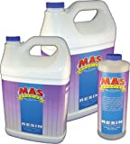 MAS Epoxies 1/2 Gal LV Resin 30-005