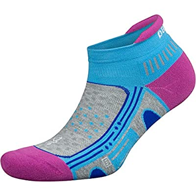 Balega Women's Enduro V-Tech No Show Socks (1 Pair): Clothing