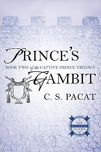 Princes Gambit (Berkley Books): Amazon.es: C. S. Pacat: Libros en idiomas extranjeros