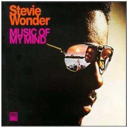Music of My Mind [Vinyl] - Wonder Vinyl Stevie Records