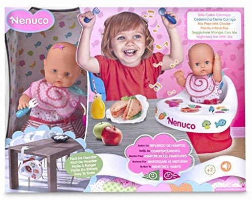 Nenuco – Silla Come Conmigo (Famosa 700012387)