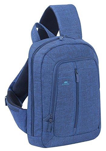 Indigo Nylon Backpack - 6