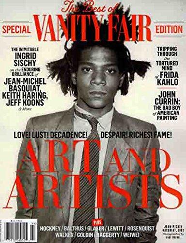 ART & Artists Best of Vanity Fair Special Edition Jeff Koons Ingrid Sischy Kahlo pdf epub