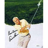 $276 » Arnold Palmer JSA Coa Autograph Hand Signed 8x10 Photo - Autographed Golf Photos