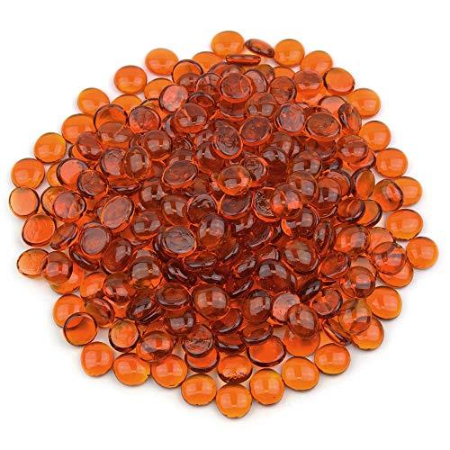 (Gemnique Glass Gems - Orange (48 oz.))