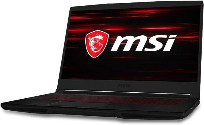 MSI GF63 Thin 9SC-651XES - Ordenador portátil de 15.6