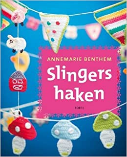 Slingers Haken Amazoncouk Annemarie Benthem 9789058772312 Books