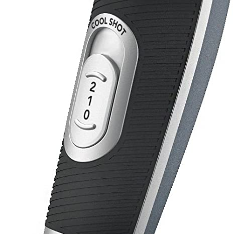 Secador de viaje iónico CARRERA N.º 532 | abatible y pequeño con 1.600 W, 110 V / 240 V: Amazon.es: Salud y cuidado personal