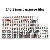 148Tiles 28 mm Japanese Riichi Automatic Mahjong