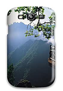 Slim Fit Tpu Protector Shock Absorbent Bumper Quite A View Beautiful Watching Over Nature Other Case For Galaxy S3