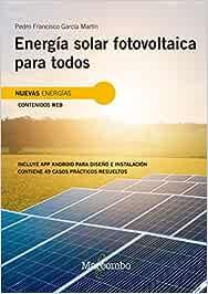 Energía solar fotovoltaica para todos: 1 (NUEVAS ENERGÍAS)