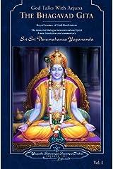 The Bhagavad Gita: God Talks With Arjuna (2 Volume Set): The Bhagavad Gita (Set of 2 Volumes) Paperback