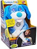 Collections Etc - Flashlight Friends - The Huggable Loveable Child's Flash Light Puppy