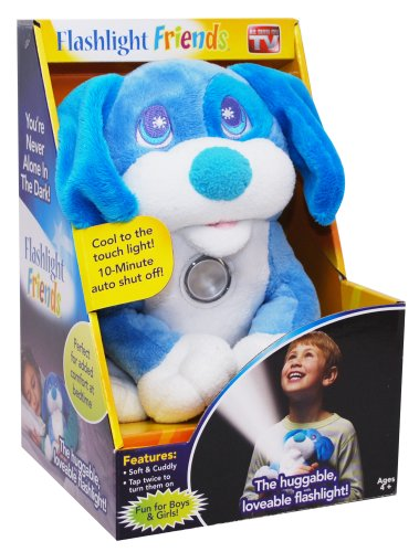 Collections Etc Flashlight Huggable Loveable