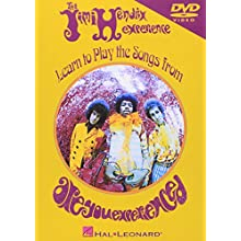 Learn to Play the Songs From Are You Experienced? DVD Jimi Hendrix (2001)