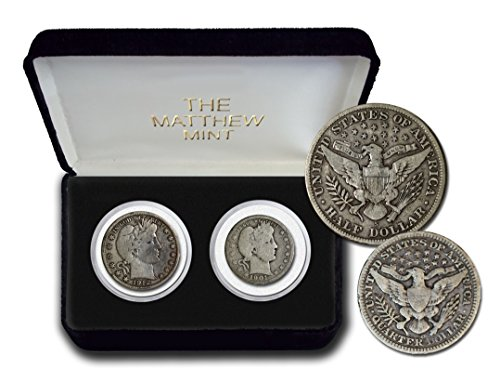 Liberty Two Coin Set - 6