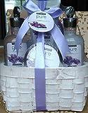 Lavender-Spa-Gift-Basket
