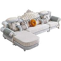 Fabric Sofa Combination Living Room Simple Corner