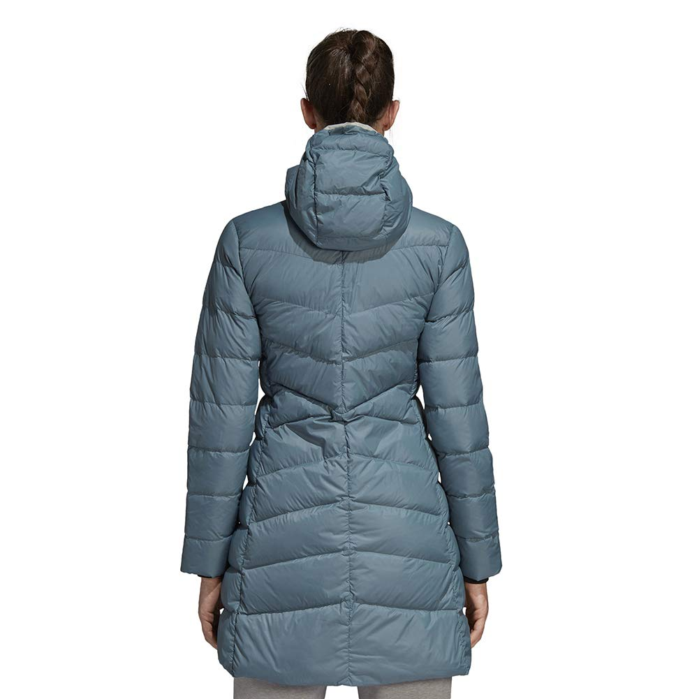 67ba8ced9eb87 Amazon.com: adidas outdoor Women's Climawarm¿ Hyperdry Nuvic Jacket ...