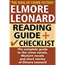 Elmore Leonard Reading Guide and Checklist: A complete guide to the crime novels, Western novels and short stories of Elmore Leonard