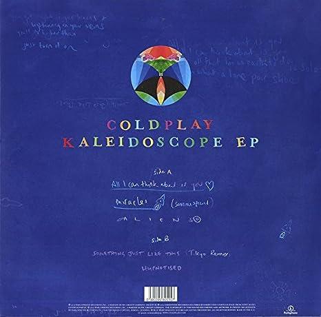 Kaleidoscope : Coldplay, Coldplay: Amazon.es: Música