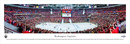Washington Capitals - Center Ice - Blakeway Panoramas Unframed NHL Posters