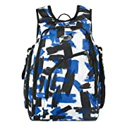 ECOSUSI Diaper Bag Backpack for Men with Changing Pad for Baby Navy
