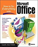 img - for How to Do Everything with Microsoft Office 2003 (How to Do Everything) book / textbook / text book