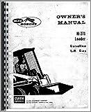 Bobcat M-371 Operators Manual