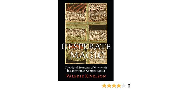 Kivelson V Desperate Magic