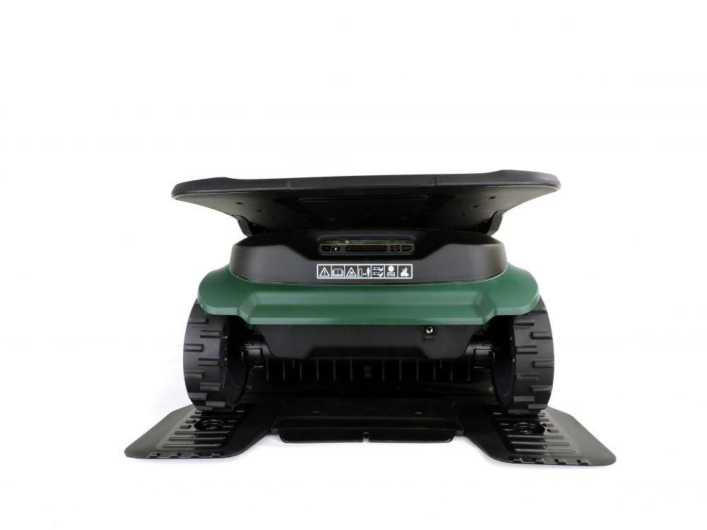 Robomow MRK0076A Robohome lawn robot garage for MS Series black