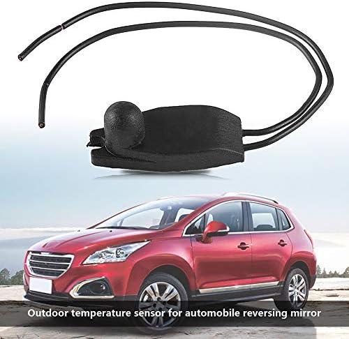 Außentemperatur Sensor Auto Spiegeln Temperatursensor Air Temperatur Sensor 6445f9 Auto Außen Outdoor Transit Lufttemperatursensor Für 206 207 208 306 307 308 405 407 605 Auto